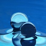 Kiesel Wasser 1