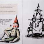 Buch Illustration von Ulli Modro Beispiel Seitenansicht