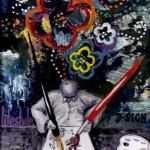 Acryl Illustration von Ulli Modro