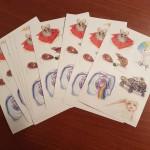 WEISSER ELF_Stickers
